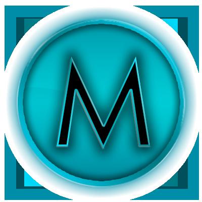 M Logo ICO PNG By Micahpkay