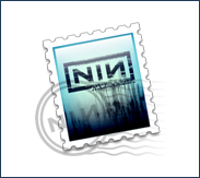 NIN Stamps by justine-r