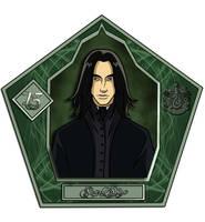 Snape magic card
