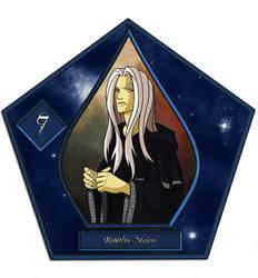 Raistlin magic card by Belegilgalad