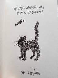 29 Black Caturday by Thastygliax