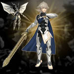 SSB4 Corrin (Male) XPS download