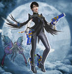 SSB4 Bayonetta XPS download