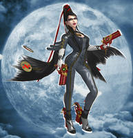 SSB4 Bayonetta (Alt) XPS download by Chaotixninjax