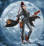 SSB4 Bayonetta (Alt) XPS download