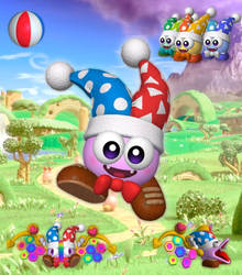 Kirby Star Allies Marx XPS download by Chaotixninjax