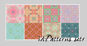 patterns by Arrowgal