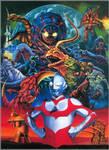 Cartoon Series Review Ultraman Towards The Future