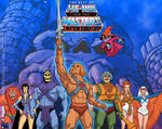 Cartoon Series Review He-Man And The Masters Of Th