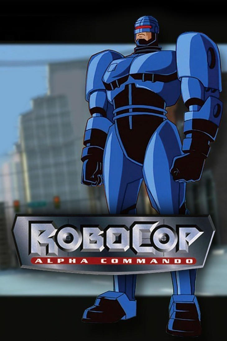 RoboCop (TV Series 1994) - IMDb