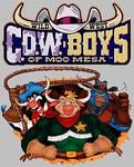 Cartoon Series Review Wild West C.O.W. Boys Of Moo