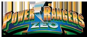 Cartoon Series Zeo Rangers