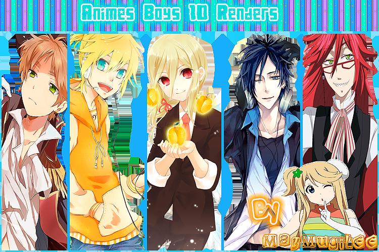 4 Anime Friends Boys And Girls   www.pixshark.com - Images ...
