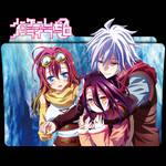 No Game No Life Zero v5 - Icon Folder