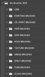 My Brushes CC2018
