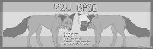 p2u fox base
