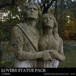 Lovers Statue Pack