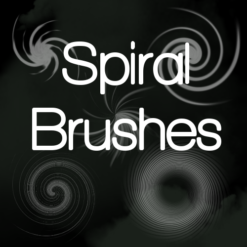 Spiral Brushes by TOontownSoul