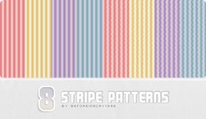 8 Stripe Patterns