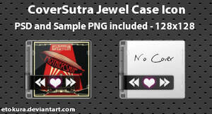 CoverSutra Jewel Case PSD by Etokura