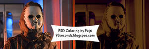 (10) PSD COLORING