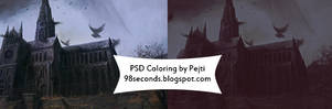 (11) PSD COLORING by CatchMeBabyy