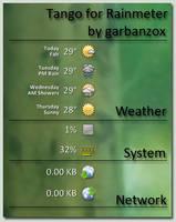 Tango for Rainmeter by garbanzox