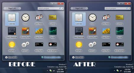 AeroPlain for Windows 7 by garbanzox