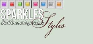 +SPARKLES STYLES.