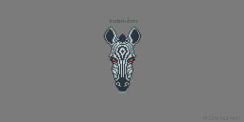 Zebra-hypno by ArtemWolf