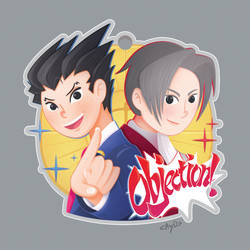 Best guys from Ace attorney