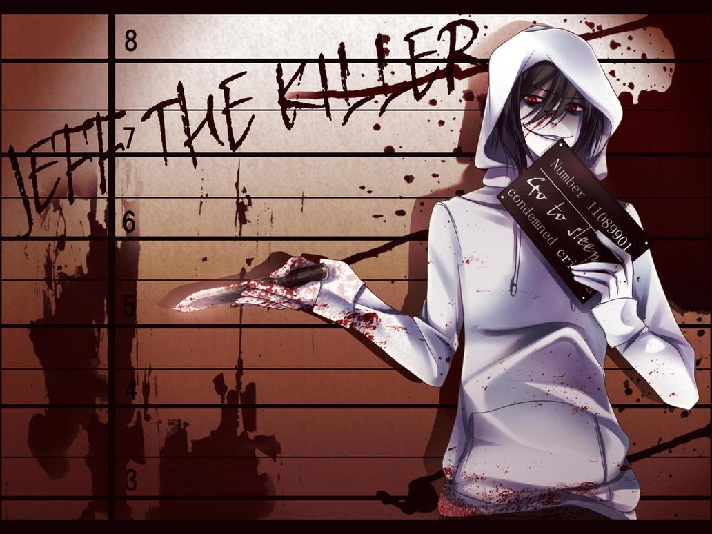You're mine... Jeff the Killer x Reader