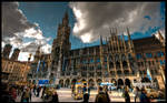 Munich MarienPlatz - WP