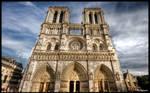 Paris  - Notre Dame WP