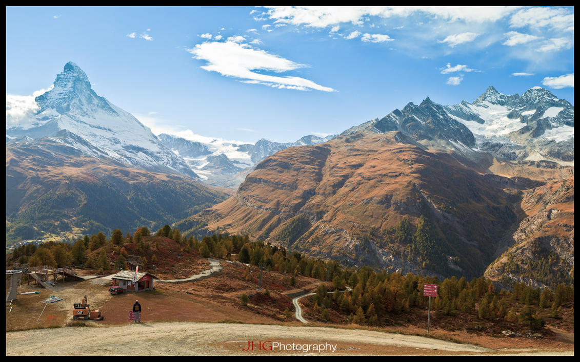 Zermatt Wallpaper HD III by superjuju29