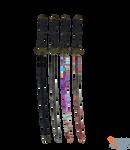 XPS and MMD TES V: Akaviri Sword of Blades