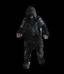 XPS TES V: Nightingale armor female