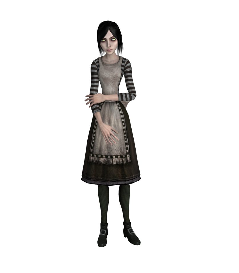 XPS and MMD AMR: Alice London by o0Crofty0o by Tokami-Fuko