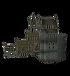 XPS and MMD TES V: Dragonsreach LOD