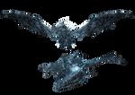 XPS and MMD TES V: Crystall Dragon