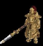 Ornstein the Dragonslayer  xps mmd fbx