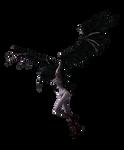 Dark Souls: Crow demon