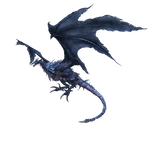 Dark Souls: Blue wyvern xps mmd