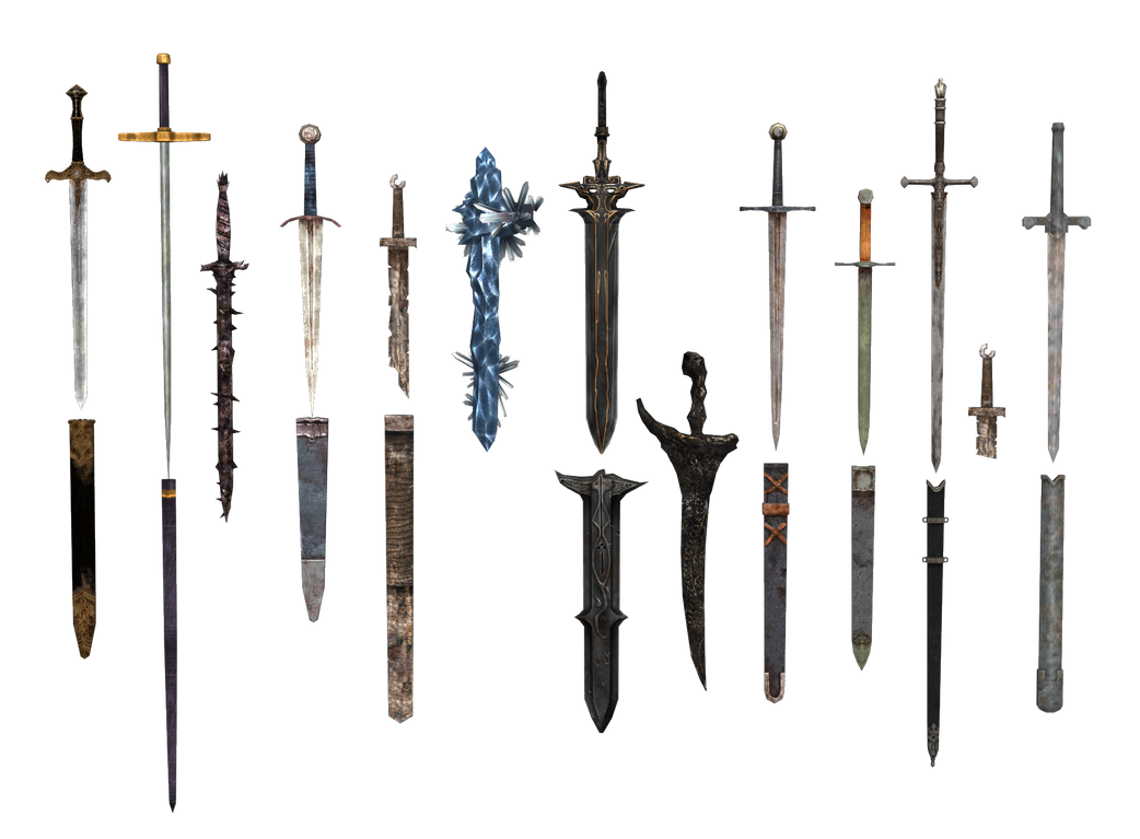 Where to get straight sword hilt