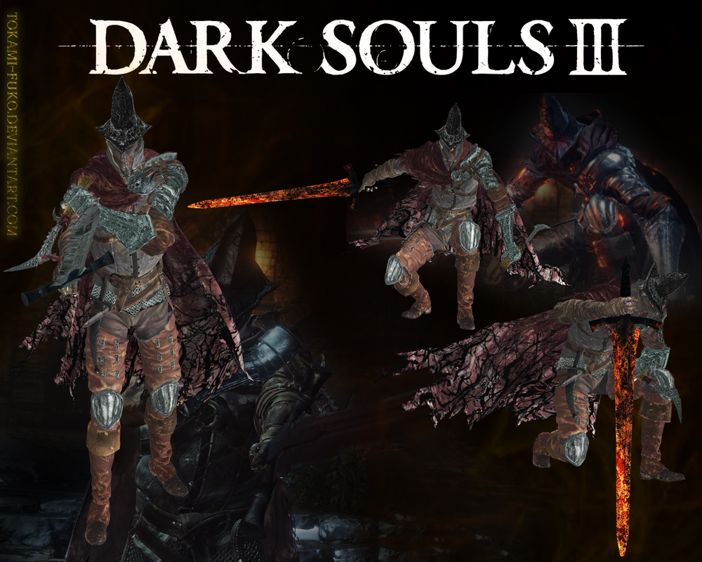 XeNTaX • View topic - [PC] Dark Souls III model import maxscript