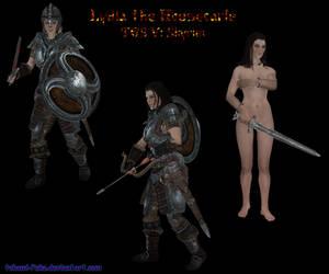 Skyrim models downloads by Tokami-Fuko on DeviantArt