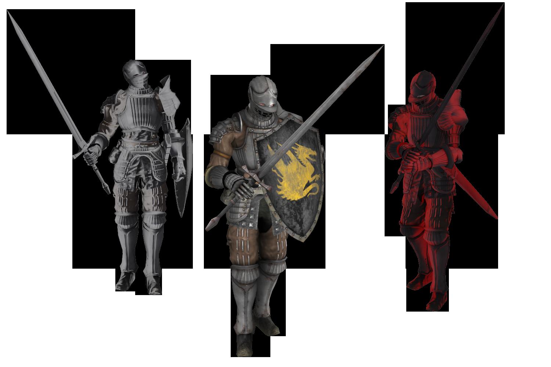 Ostrava of Boletaria (DemS plate armor)