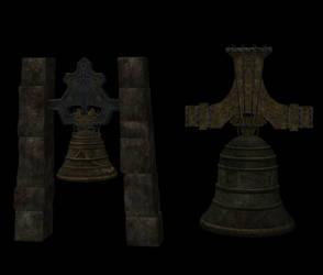 Bells of Awakening mmd xps