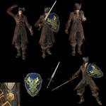 Bloodborne unused hunter