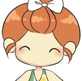 Hangul Girl Mini Dress Up by yookeeah